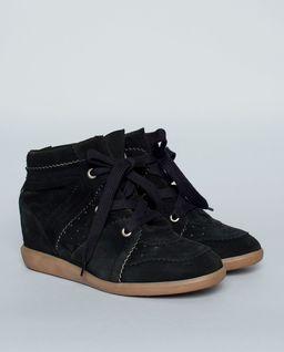 Sneakersy Bobby Black