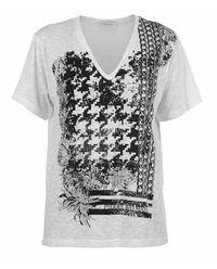 T-shirt z bawełny