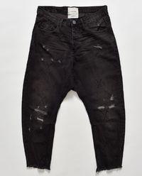 Spodnie Black X Metal