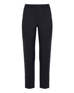 Spodnie w prążki Enrico