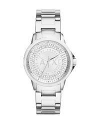 Zegarek Lady Banks Silver