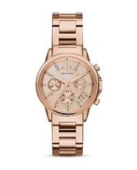 Zegarek Lady Banks Rose Gold
