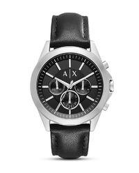 Zegarek Drexler Black/Silver