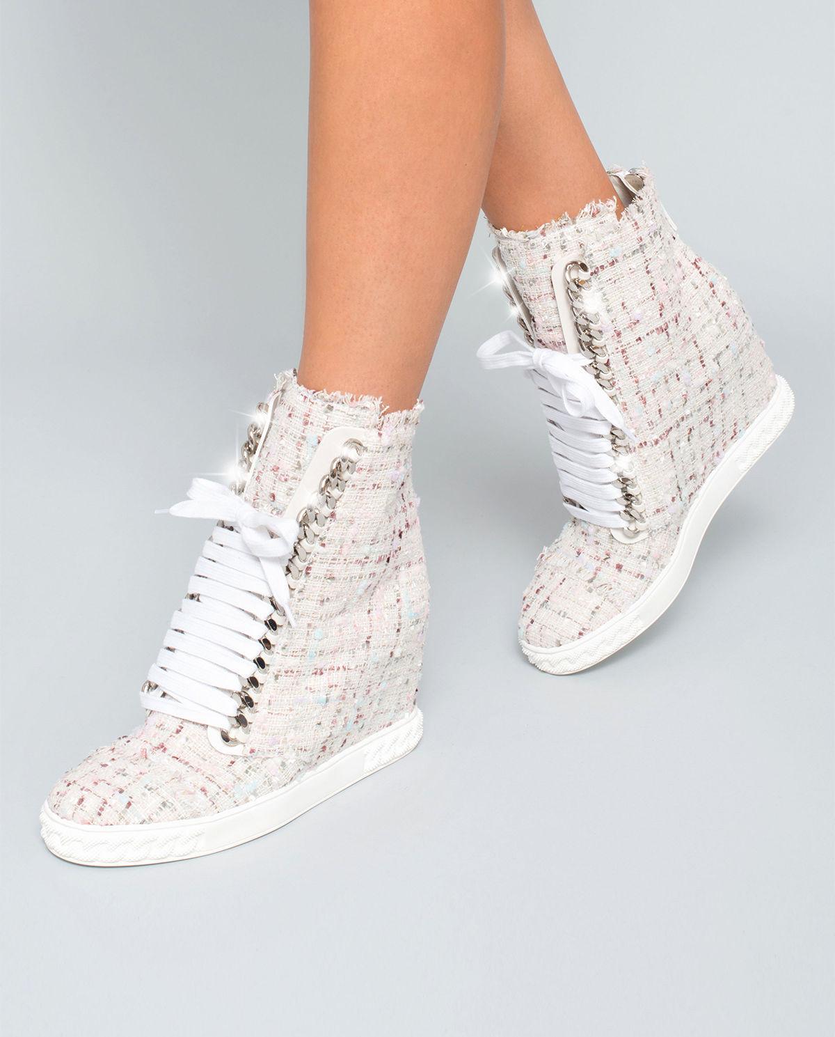 Sneakersy na klínku CASADEI – Kup teď! Nejlepší ceny a recenze! Obchod  Moliera2.cz. 90c999af7a