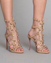 Sandały na szpilce Amazoubille