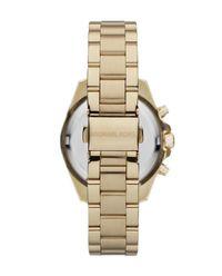 Zegarek Mini Bradshaw Gold