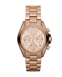 Zegarek Mini Bradshaw Rose Gold