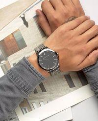 Zegarek Hampton Silver