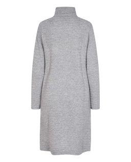 Sukienka z wełny i kaszmiru