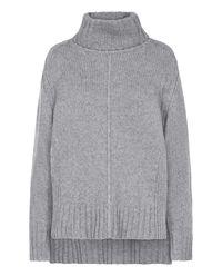 Sweter z wełny i kaszmiru