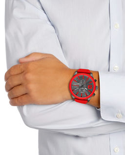 Zegarek Rasp Chrono Red/Grey
