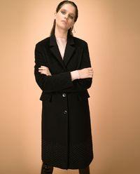Płaszcz z jetami Massimo
