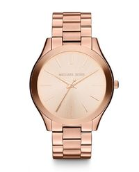 Zegarek Slim Runway Rose Gold