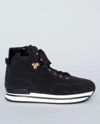 Sneakersy H222 z ociepleniem