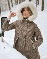 Płaszcz z futrem  Ankara