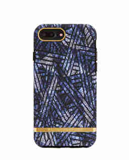iPhone 6, 6s, 7, 8 Case Blue Denim