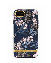 iPhone 6, 6s, 7, 8 Case Floral Jungle