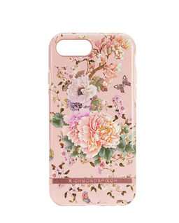 iPhone 6, 6s, 7, 8 Case Peonies & Butterflies