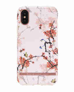 iPhone X Case Cherry Blush