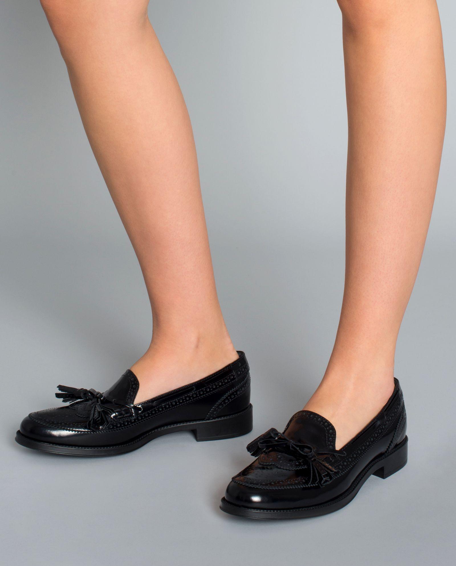 Kožené loafery TOD S – Kup teď! Nejlepší ceny a recenze! Obchod Moliera2.cz. d823597e1c