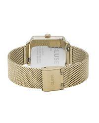 Zegarek La Garconne Gold White/Gold