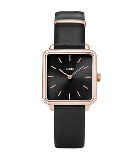 Zegarek La Garconne Rose Gold Black