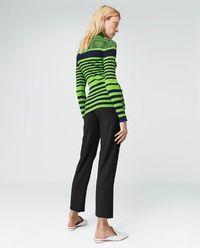 Kalhoty Straight Leg