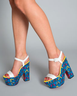 Sandały Bella Tige