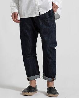 Spodnie Raw Indigo
