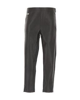 Czarne spodnie 4-16 lat