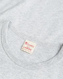 Szara koszulka z logo