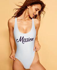 Jednodílné plavky Mia