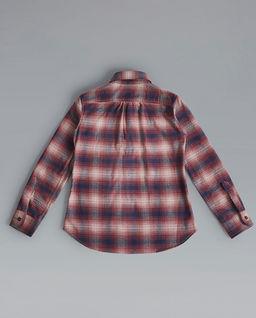 Koszula flanelowa w kratę 6 - 14 lat