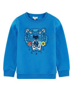 Niebieska bluza Tiger 2-16 lat