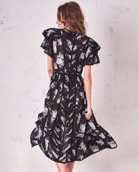 Sukienka z jedwabiu Claribel