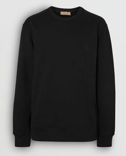 Bluza z logo czarna