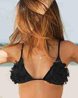 Trójkątny top od bikini Shayna