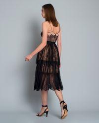 Sukienka midi z koronką