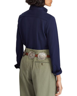 Koszula Knitted Cotton Oxford