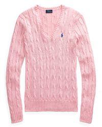 Bavlněný svetr Slim fit