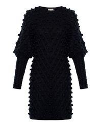 Sukienka z wełny