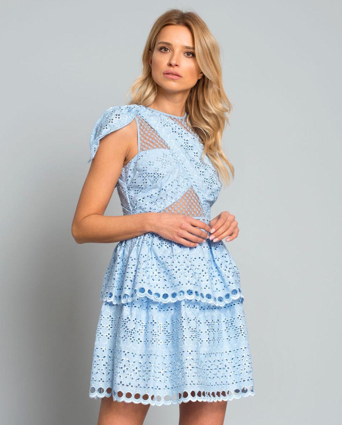f8548ad50231ad Sukienka SELF PORTRAIT – Kup Teraz! Najlepsze ceny i opinie! Sklep  Moliera2.com