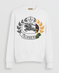 Bluza z haftowanym logo