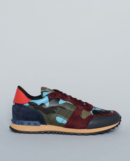Sneakersy Rockrunner Camouflage