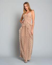Sukienka w kwiatowe wzory