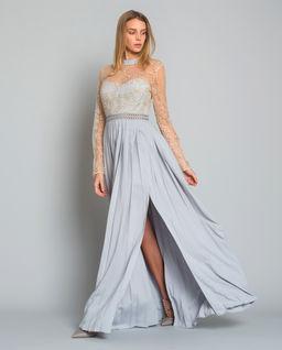 Sukienka maxi floral