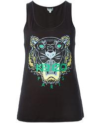 Top z tygrysem