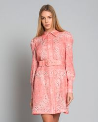 Sukienka Bandana z lnu
