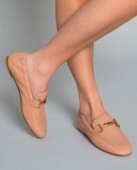 Loafery z podwójnym