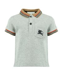 T-shirt polo 0-2 lat